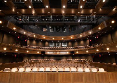 The John and Joan Mullen Center for the Performing Arts at Villanova University
