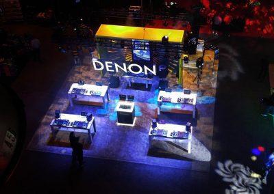 Denon Exhibit Booths